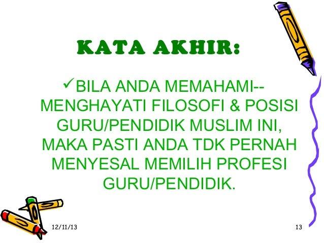 2 guru muslim ikhlas