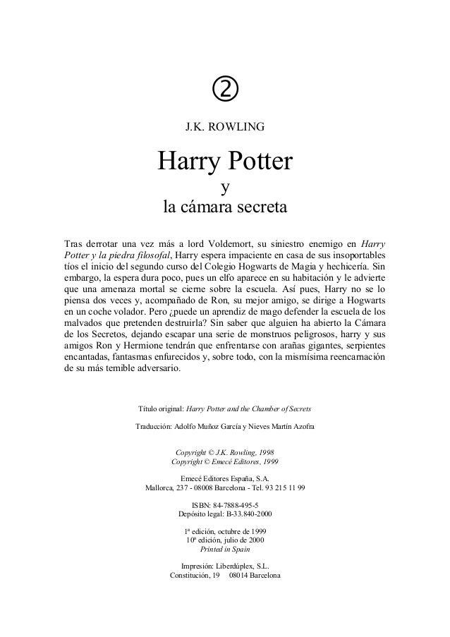                                  J.K. ROWLING                        Harry Potter                                 y      ...