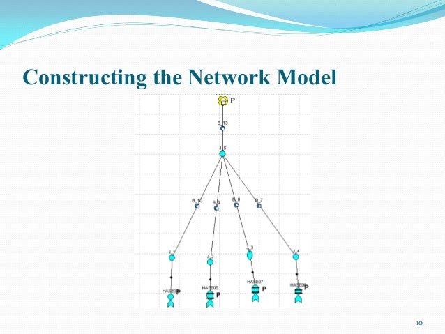 How to build network model using pipsim constructing the network model 10 ccuart Images