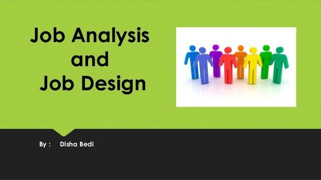 conclusion hr job design analysis contention