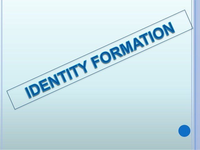 socialization leads to identity formation Failure to form one's own identity leads to failure to form a shared identity with others, which could lead to instability in many areas as an adult the identity formation stage of erik erikson's theory of psychosocial development is a crucial stage in life.