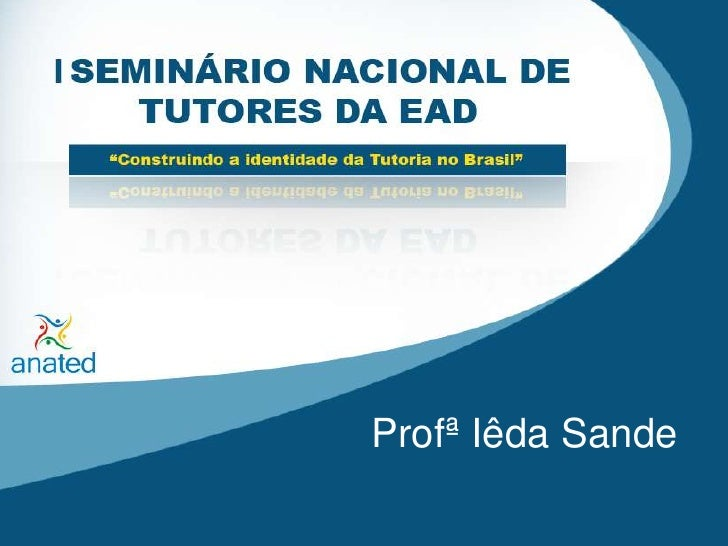 Profª Iêda Sande<br />