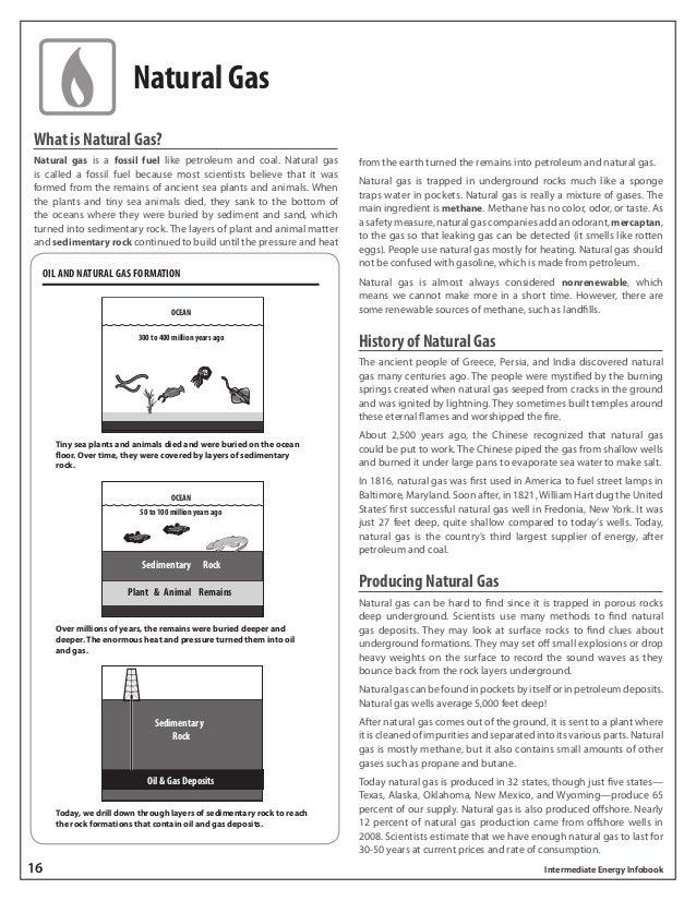 2 intermediate energy infobook copy – Fossil Fuels Worksheet
