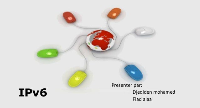 Free Powerpoint Templates IPv6 Presenter par: Djediden mohamed Fiad alaa