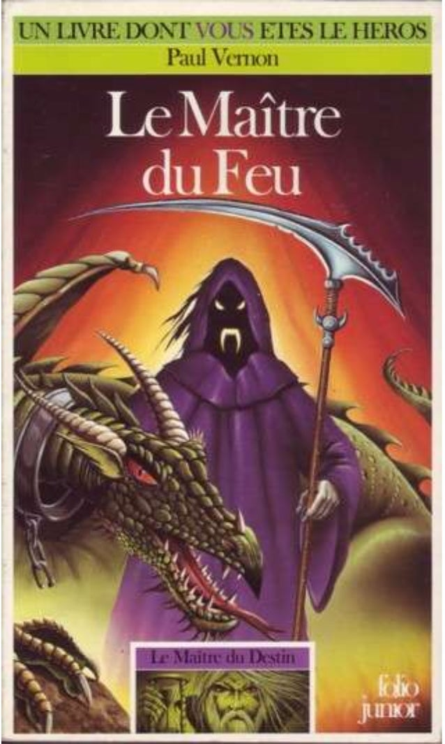 Titre original : Fortress of the Firelord © Paul Vcrnon Lydiatc, 1985, pour le texte. © Barrie Morton, 1985, pour les illu...