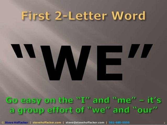 """""""WE"""" © Steve Hoffacker   stevehoffacker.com   steve@stevehoffacker.com   561-685-5555 2"""