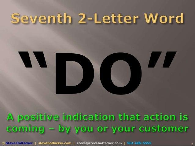 """""""DO"""" © Steve Hoffacker   stevehoffacker.com   steve@stevehoffacker.com   561-685-5555 8"""