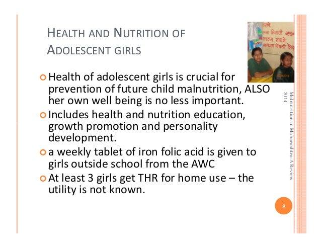 Declining Child malnutrition in Maharashtra India 2-The Effort