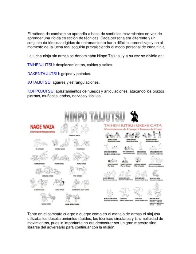 manual completo shinobijutsu rh es slideshare net