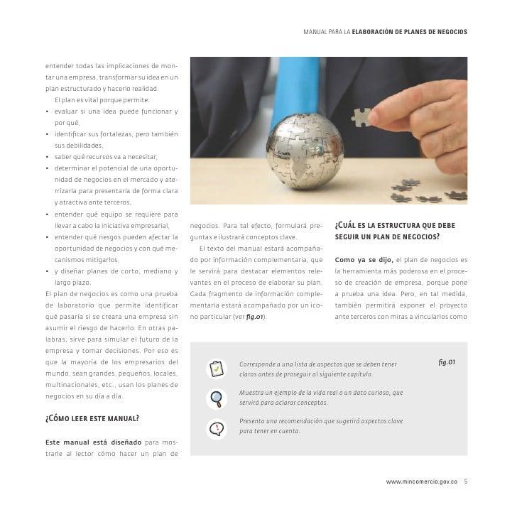 2 manual para la elaboración de planes de negocios