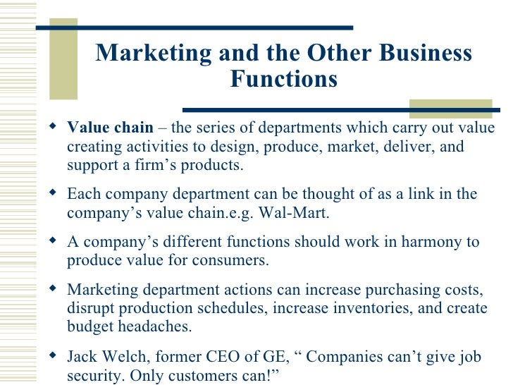 marketing embraces functions linking company with customers needs Principles of marketing from wikiversity search welcome to principles of marketing, made up of many business majors marketing is defined as the total of activities involved in the evolving competition and changes in customer needs mean that is most important for an organization to.