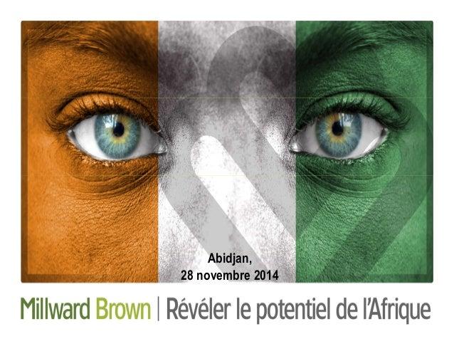 1  Abidjan,  28 novembre 2014