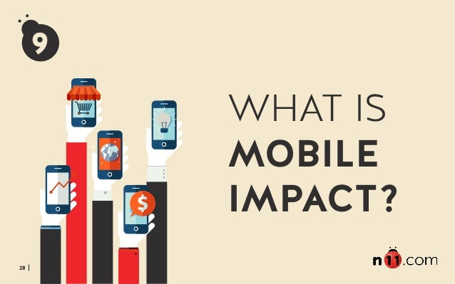 28 M C L WHAT IS MOBILE IMPACT? 9