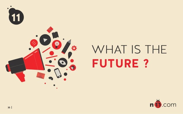 35 WHAT IS THE FUTURE ? 11