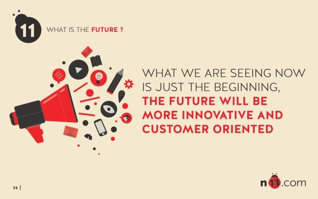 36 11 WHAT IS THE FUTURE ?