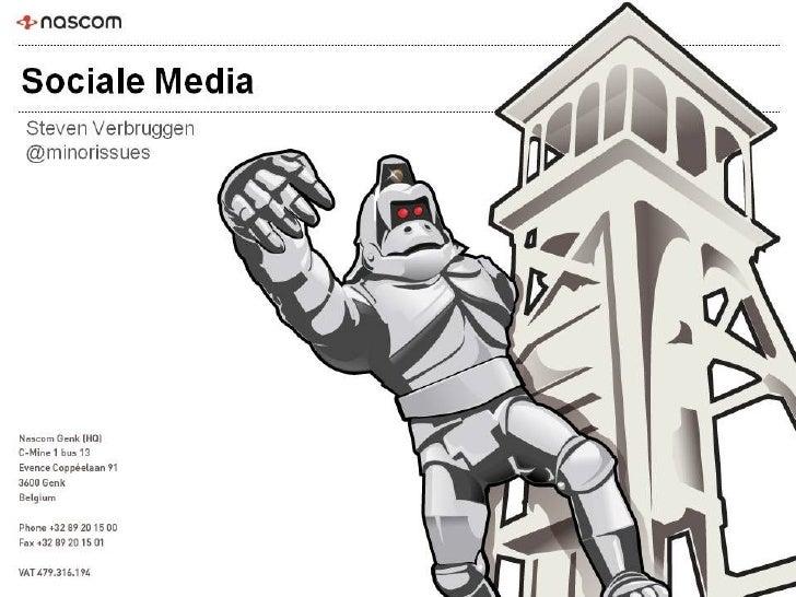 2. Nascom   Sociale Media Ict Loket