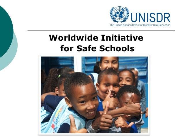 Worldwide Initiative for Safe Schools