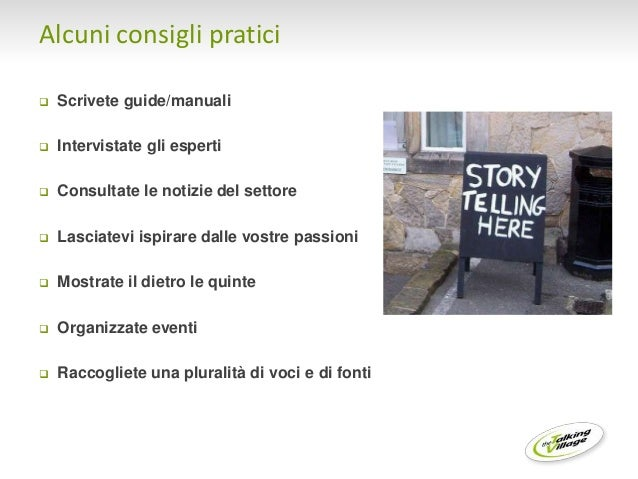 Check listGrazie a : http://www.slideshare.net/ALIULM/bainstorming-and-digital-strategies-presentazionegenovesebarcampiulm