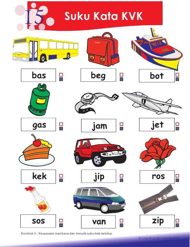 Copy Of Bahasa Melayu Tahun 1 Suku Kata Terbuka Lessons Tes Teach
