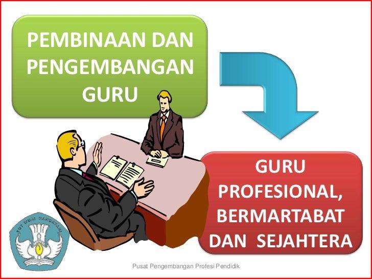 PEMBINAAN DANPENGEMBANGAN    GURU                                    GURU                                 PROFESIONAL,    ...