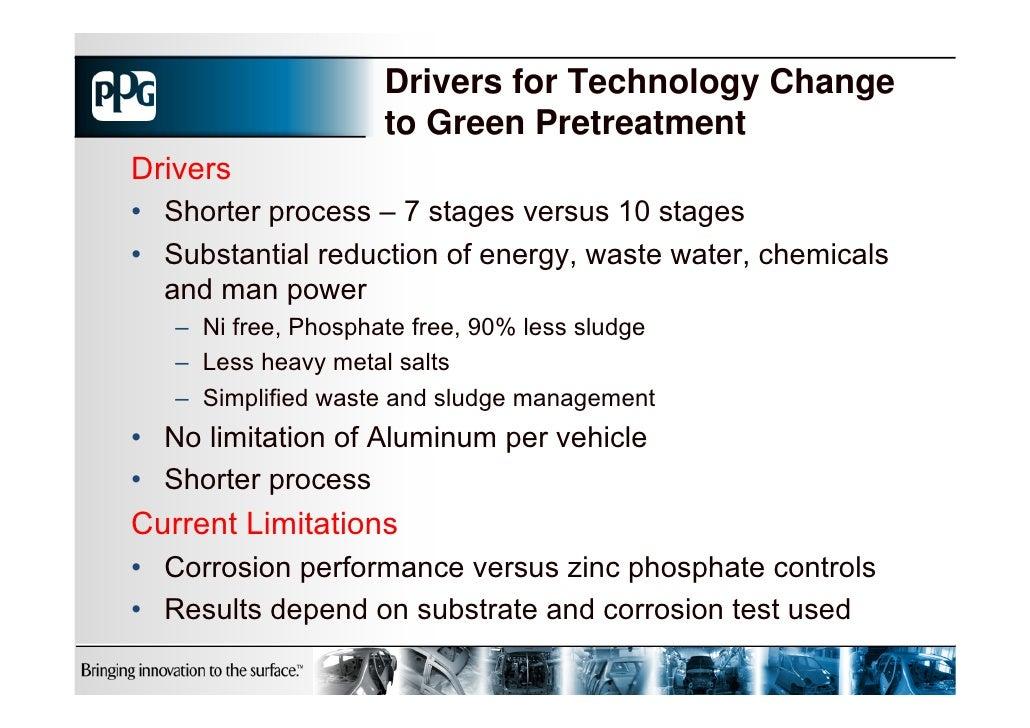 Philippe Bouden - Pretreatment / Electrocoat Trends