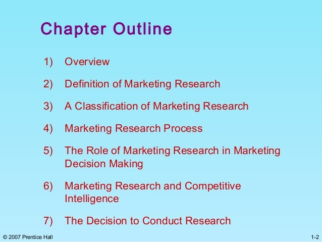 outlining the role of marketing and Free marketing papers, essays the role of research in marketing - introduction this research aims at finding out basic research methods.