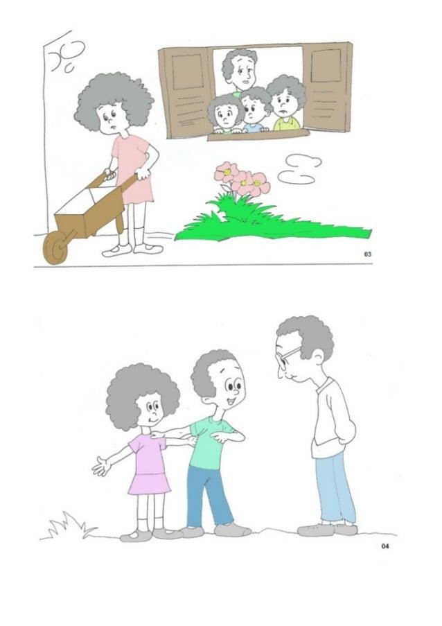 """Atividade 03: Figuras de família para colorir - nesta atividade colocar a musica: """" Família Unida"""" Cinco dedinhos Minha mã..."""