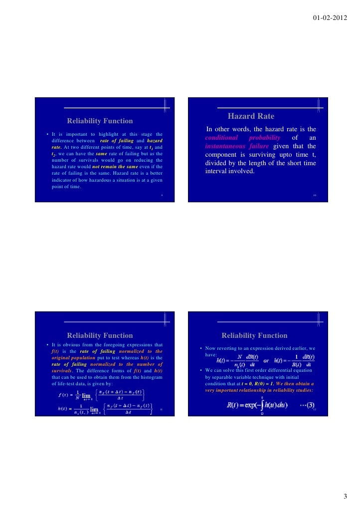 Interpretation of Hazard Ratio