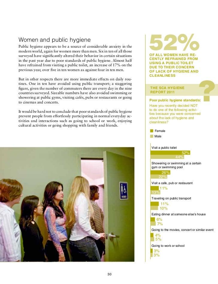 Sca Rapport Hygiene Matters 2011
