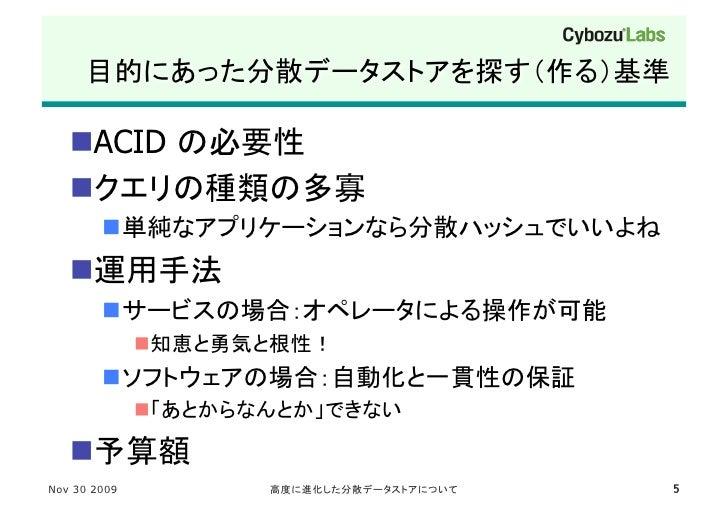 ACID                                                                                     Nov 30 2009    ...