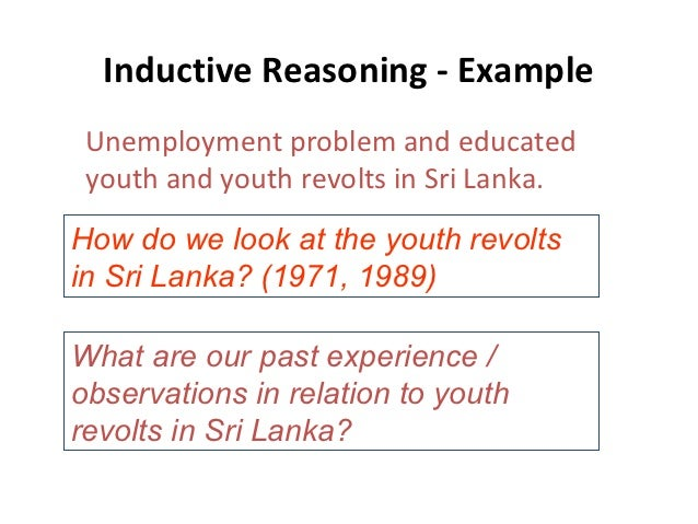 unemployment problem in sri lanka Sri lanka, youth, unemployment, school leaving, school-to-work transition, scarring, duration dependence youth unemployment rates are over 3 times higher than overall unemployment rates in sri lanka exclusively while ignoring the broader issue of joblessness can bias results, given evidence that.