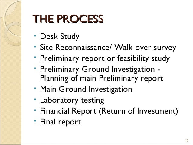 Lecture2 Site Investigation