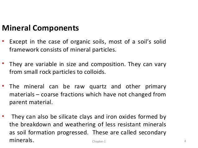 crop soil relationship