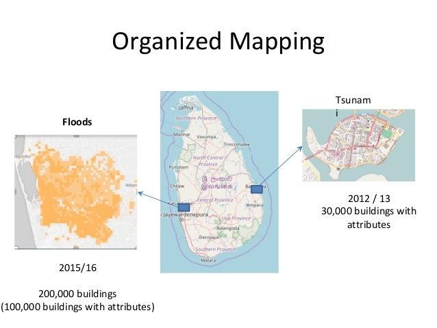 Srimal Samansiri, Assistant Director, R&D at Disaster Management Centre, Ministry of Disaster Management, Sri Lanka   SotM Asia 2017 Slide 2
