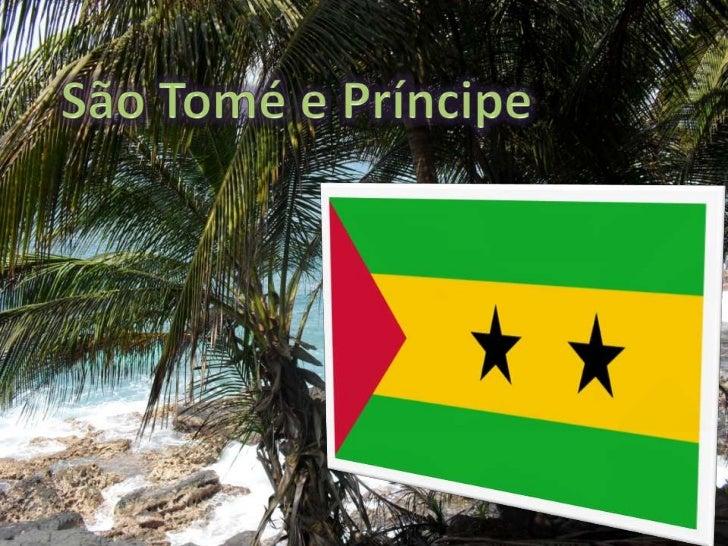 São Tomé e Príncipe<br />