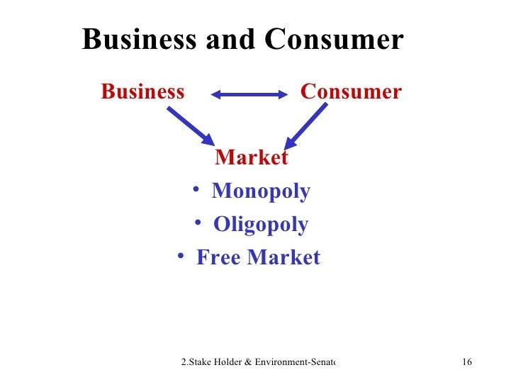 Business and Consumer <ul><li>Business  Consumer </li></ul><ul><li>Market </li></ul><ul><li>Monopoly </li></ul><ul><li>Oli...