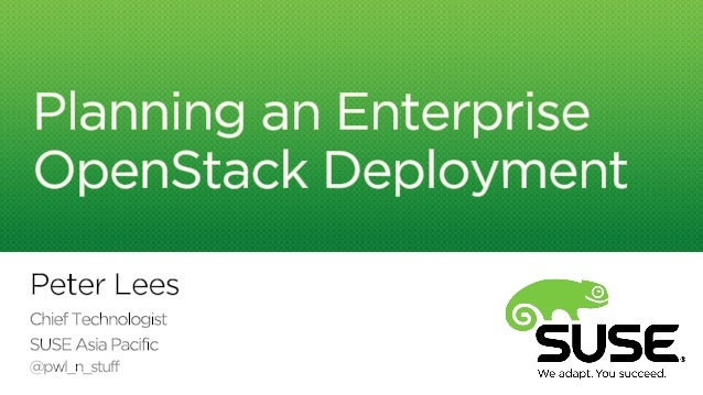 Why OpenStack?
