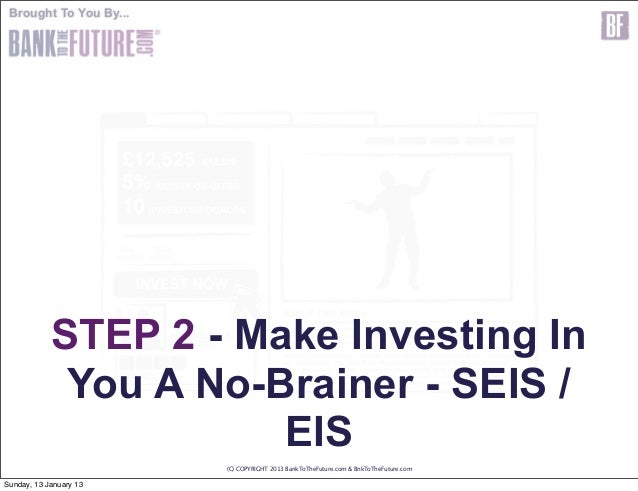 How To Make Investing In Your Company A No-Brainer Slide 2