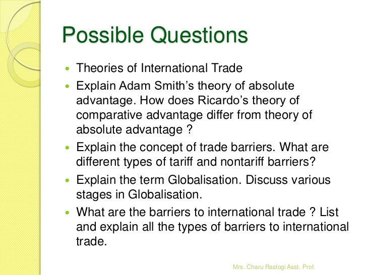 the stage of international trading essay International business-essay diversion of trade away from nations not belonging to a trading bloc and toward explain the three stages in the international.