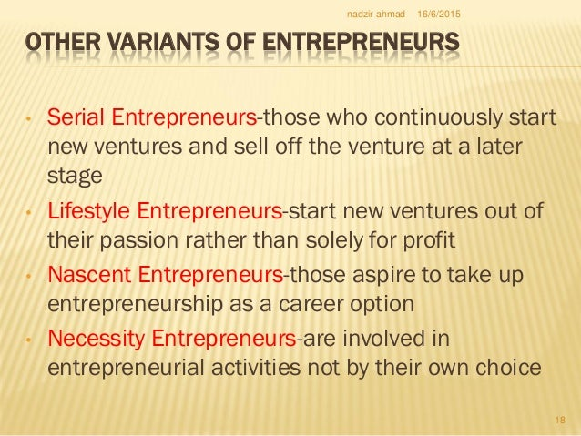 various agencies involved in entrepreneurship development in nigeria The historical background of entrepreneurial development in nigeria: its gains, shortcomings and needful  agencies that were involved in the promotions and.