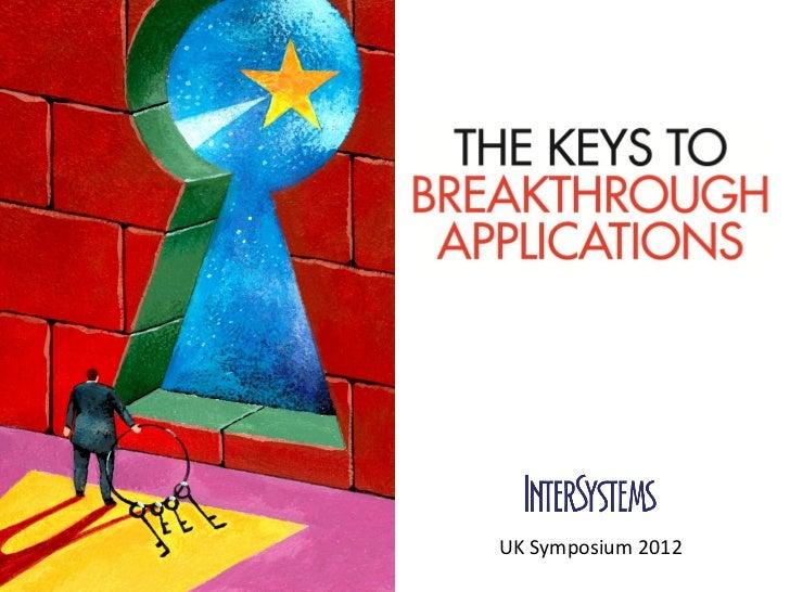 UK Symposium 2012