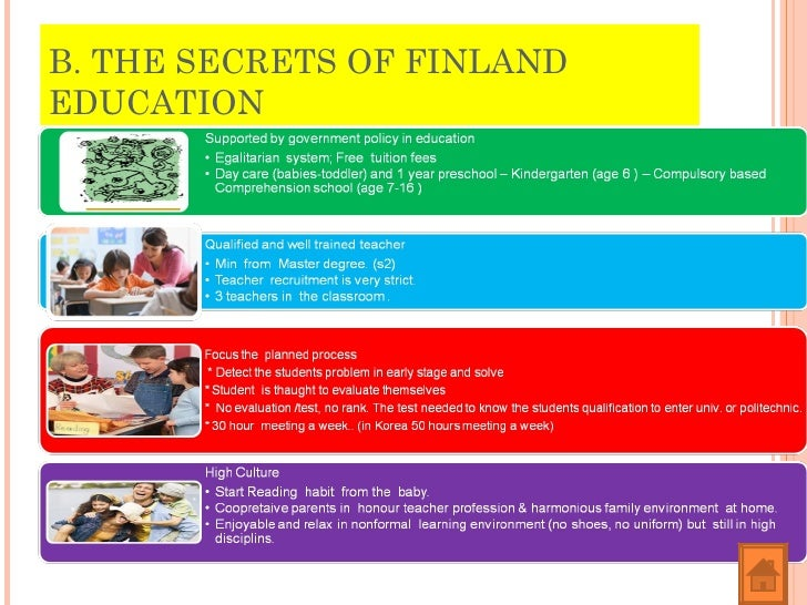 finlands success essay Finland's education success - duration: 6:56 theworldvideos1 288,075 views 6:56  seminar on finland's education system - duration: 8:17.