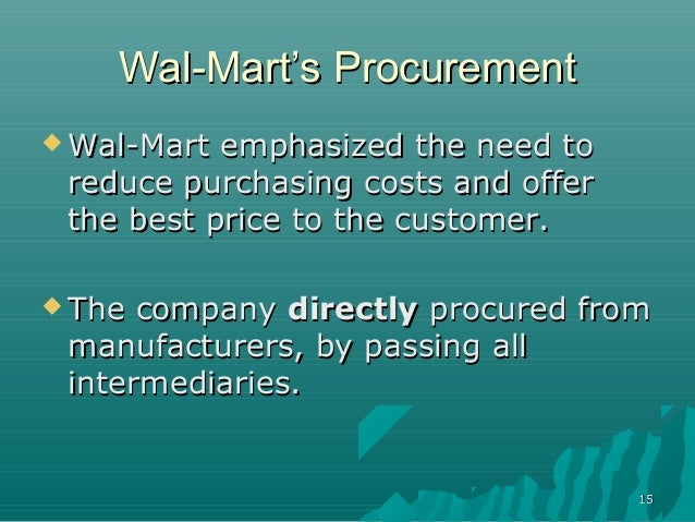 costing system and overhead allocation method wal mart I am thinking about using wal-mart as the company in review but i need help  determining: 1 based on publicly available information for your company, can  you.