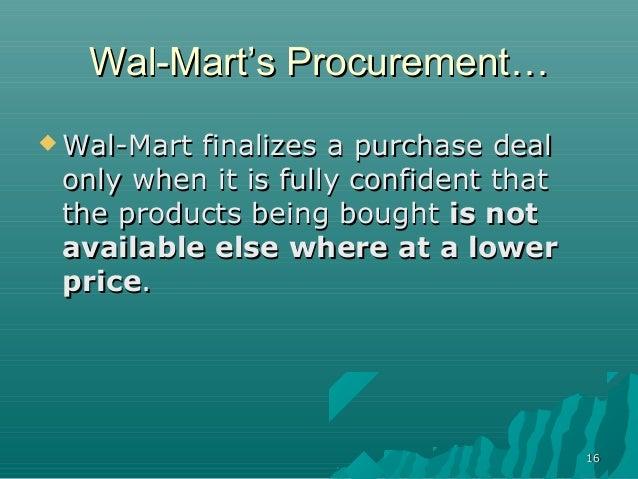 supply chain pdf of walmart