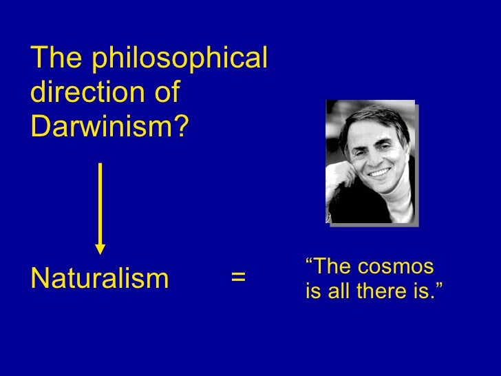 History Of Philosophical Naturalism