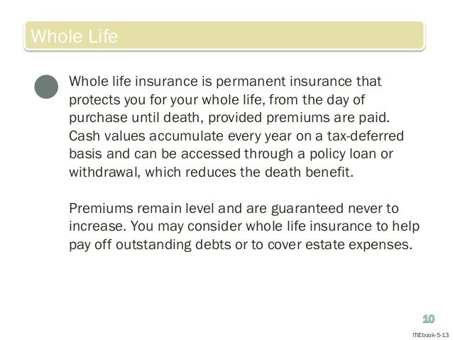 What Type of Life Insurance is Right For Me?