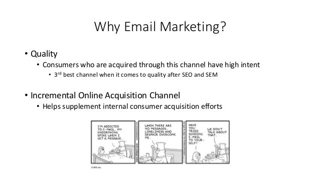 Working with Affiliate Email Marketers Slide 2