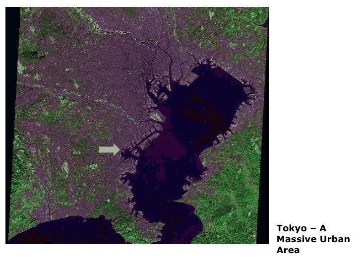 Tokyo – A Massive Urban Area