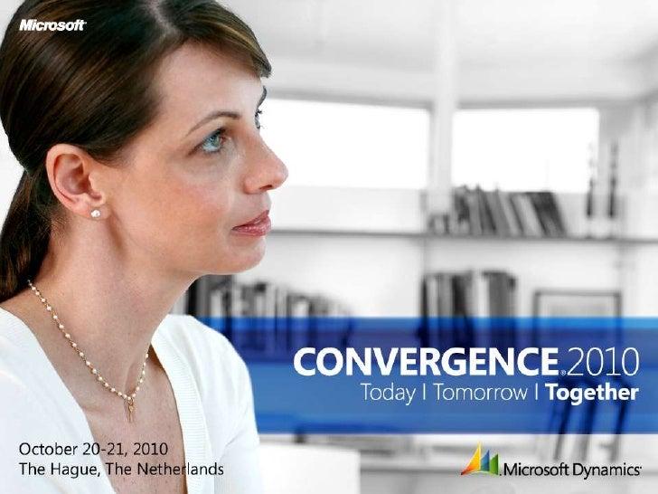 20 10-2010 - convergence2010 - microsoft cloud services - peter de haas