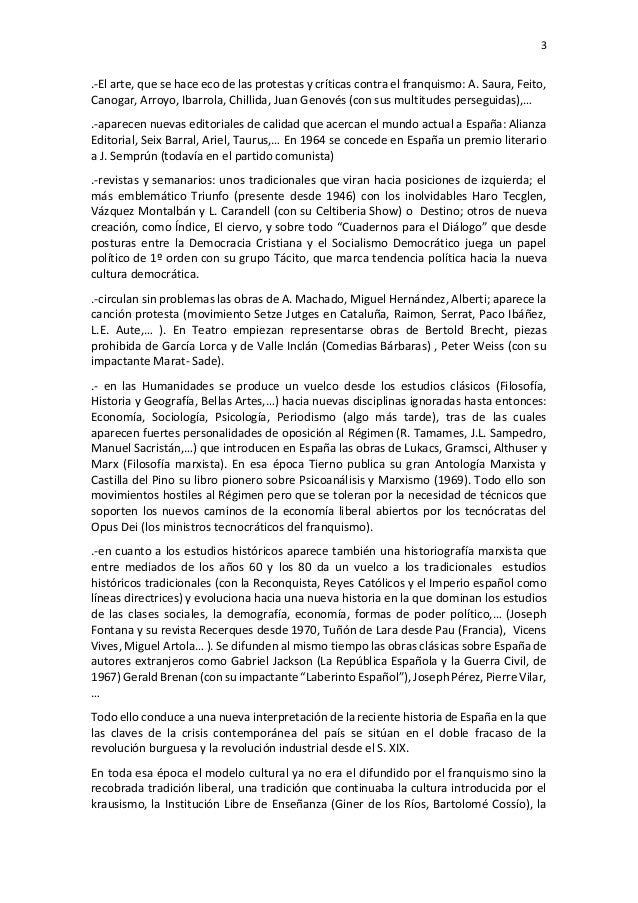 """Seminario """"La Transición"""" - La Transición Cultural Slide 3"""